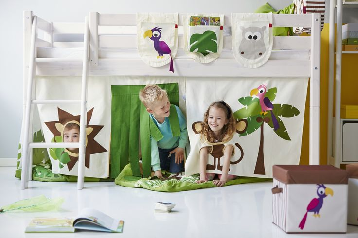 1000 bilder zu flexa markenm bel auf pinterest for Kinderbett dschungel