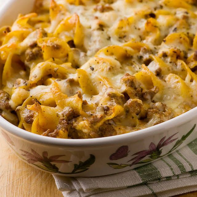 Beef Stroganoff Casserole Recipe Yummly Recipe Beef Casserole Recipes Recipes Ground Beef Casserole Recipes