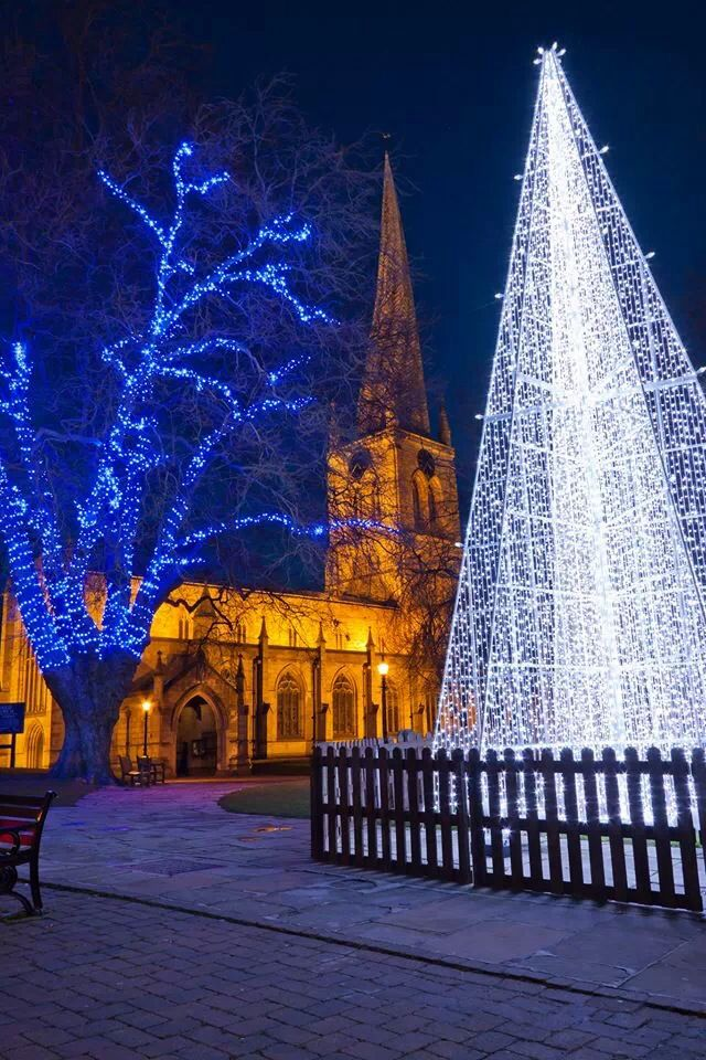 Best Places To See Christmas Lights