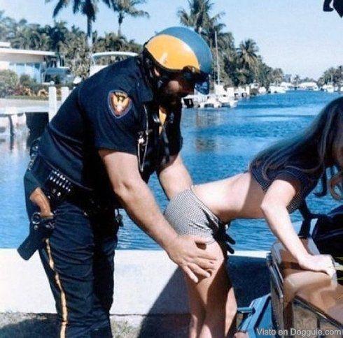25 fotos mostrando que não tá nada fácil ser policial | Humor da Terra