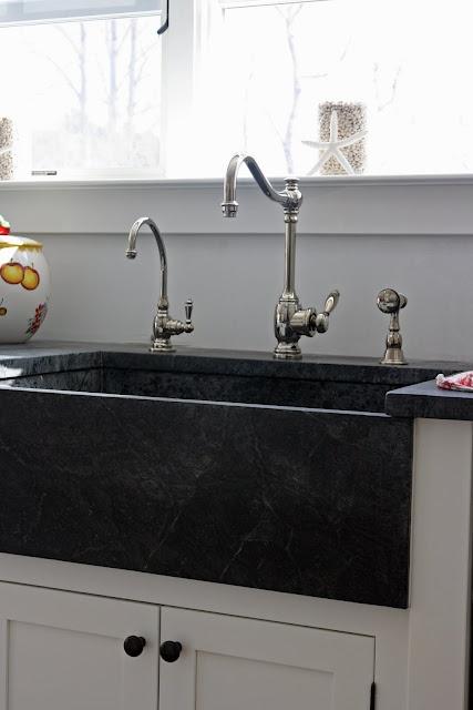 Soapstone Farmhouse Sinks : Best soapstone kitchens images on pinterest home