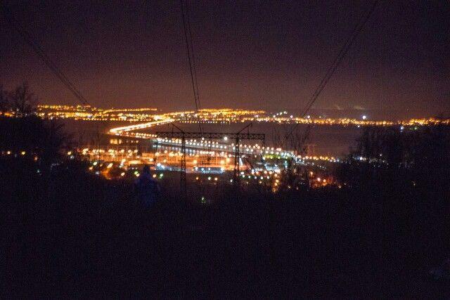 Берег Волги напротив Тольятти #красивыйтольятти #тольятти #волга #туризм #поход