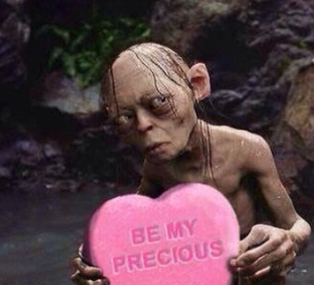 Happy Valentines Day This Is Fun For Thoe Lord Of Rings Fans