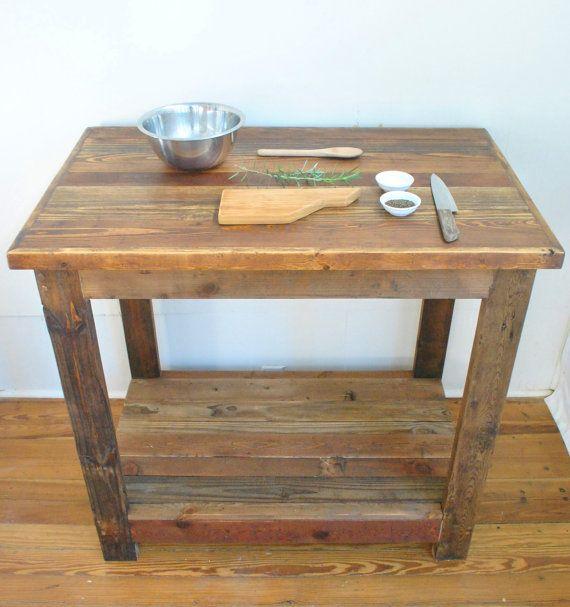 """Über 1.000 ideen zu """"wood kitchen island auf pinterest ..."""