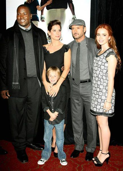 Cast - The Blind Side