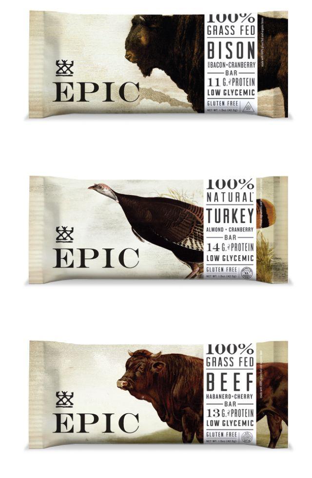 epic bar packaging