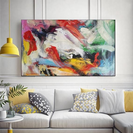 Big Paintings For Sale Wall Painting Contemporary Art For Etsy In 2020 Painting Contemporary Art For Sale Wall Painting