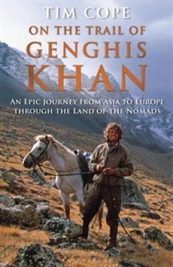 On the Trail of Genghis Khan | Benn's Books