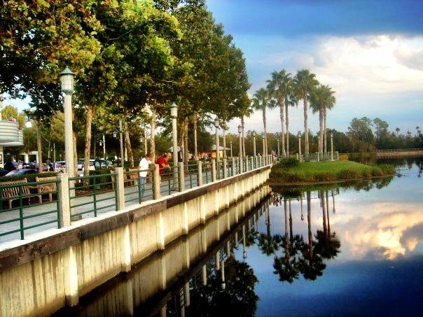 Downtown Celebration, Florida