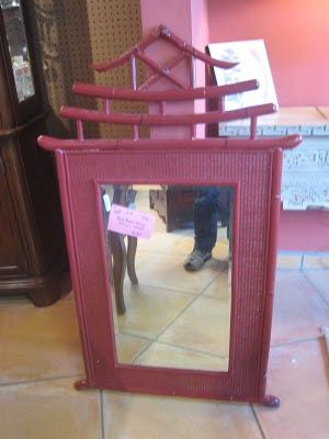 Chinoiserie Chic: The Pagoda Mirror
