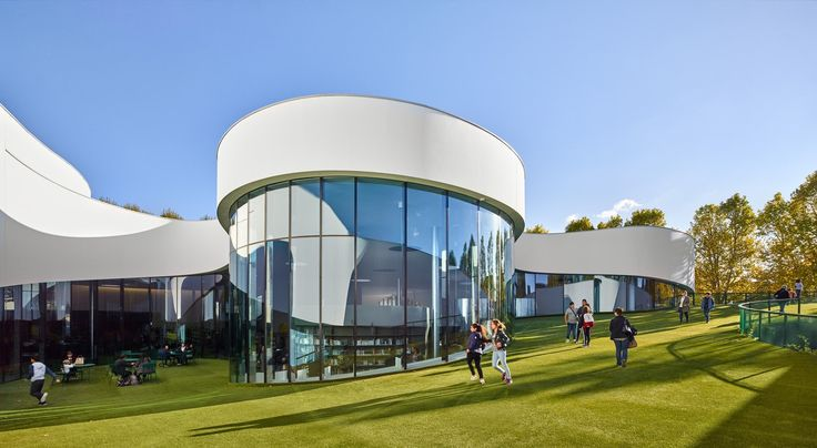 Gallery of Media Library [Third-Place] in Thionville / Dominique Coulon & associés - 13