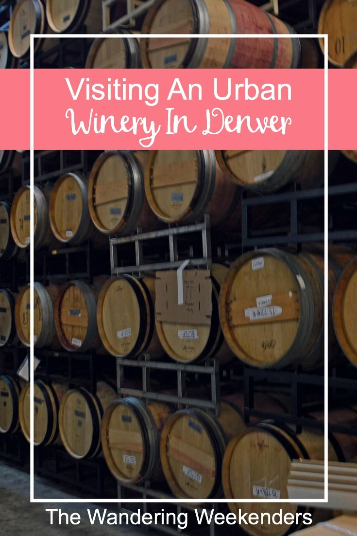 A unique experience in an urban environment, a winery in downtown Denver. Be sure to visit The Infinite Monkey Theorem Winery in downtown Denver!