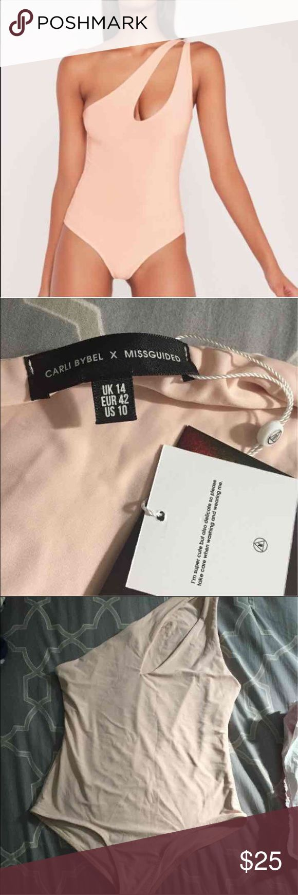 CarliBybel x Missguided Size 10 from Missguided.com this is not from pink !!!!! Missguided Tops
