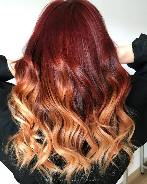 19 Best Red And Blonde Hair Color Ideas Of 2020 Short Hair Balayage Ombre Hair Blonde Red Blonde Hair