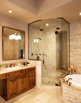 Steam Shower Dream BathroomsMaster