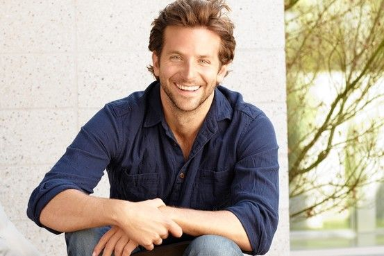 """Bradley Cooper - I SO know who he would play if there's ever a movie made of """"The Silver Cord""""!!"""