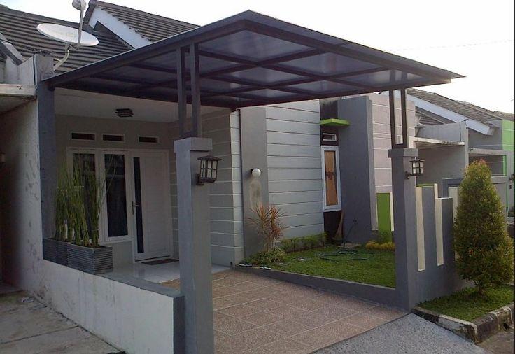 Desain Teras Depan Rumah Minimalis Type 36 | Rumah ...