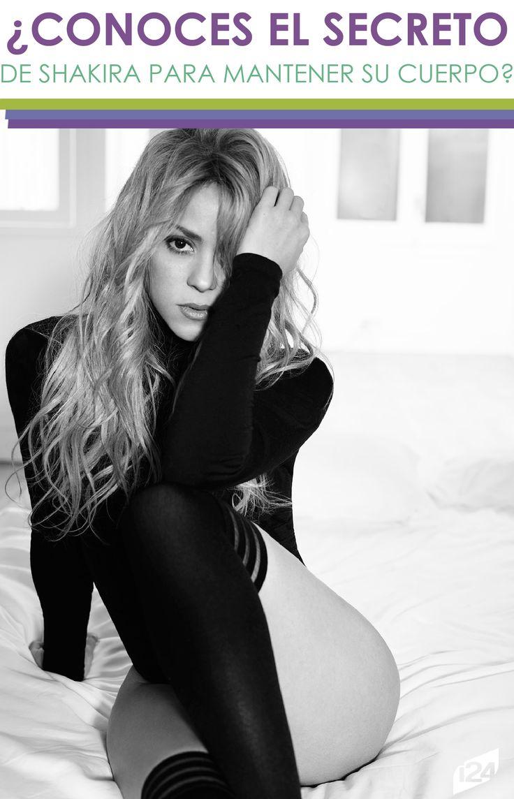 Seguro muchas veces te has preguntado ¿cuál es el secreto de Shakira para mantener su cuerpo? Aunque sabemos que posee diferentes destrezas aquí te enseño cuál es su deporte para estar #EnForma #Fitness