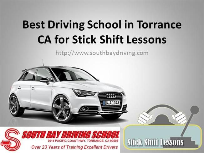 Best Driving School in Torrance CA for #StickShiftLessons
