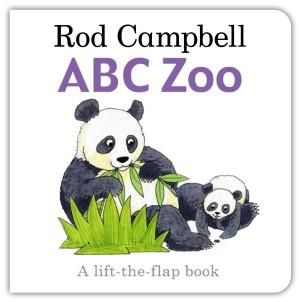 A delightful lift-the-flap book for learning your ABCs!