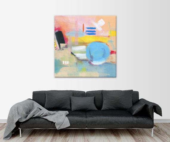 Abstract Painting by HolaGabrielle