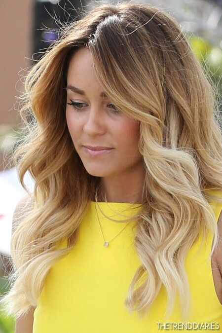 Lauren Conrad ombr? hair.. I WANT THIS!! Hair cut and color Hair ...