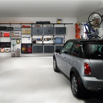 Organizing Your Space: Garage Storage