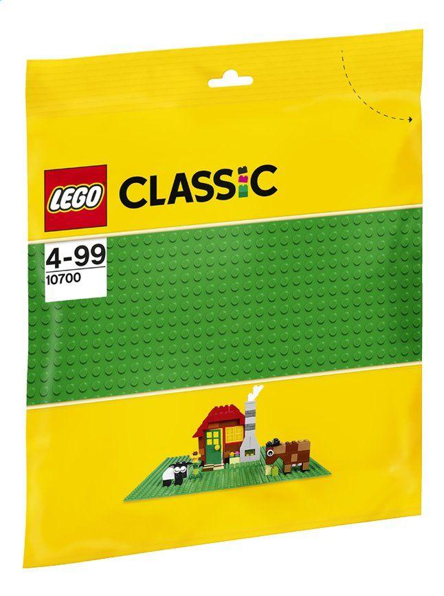 Bouwplaat van LEGO