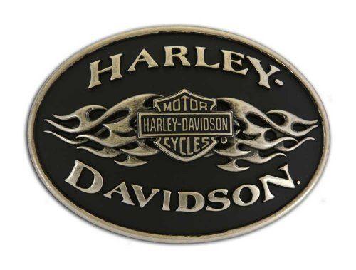 Harley Davidson Belt Buckle Collection