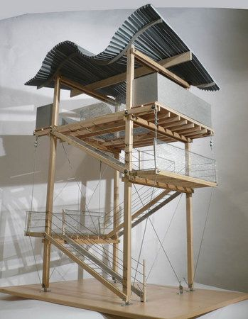 25 best ideas about maquette architecture on pinterest for Meuble architectural