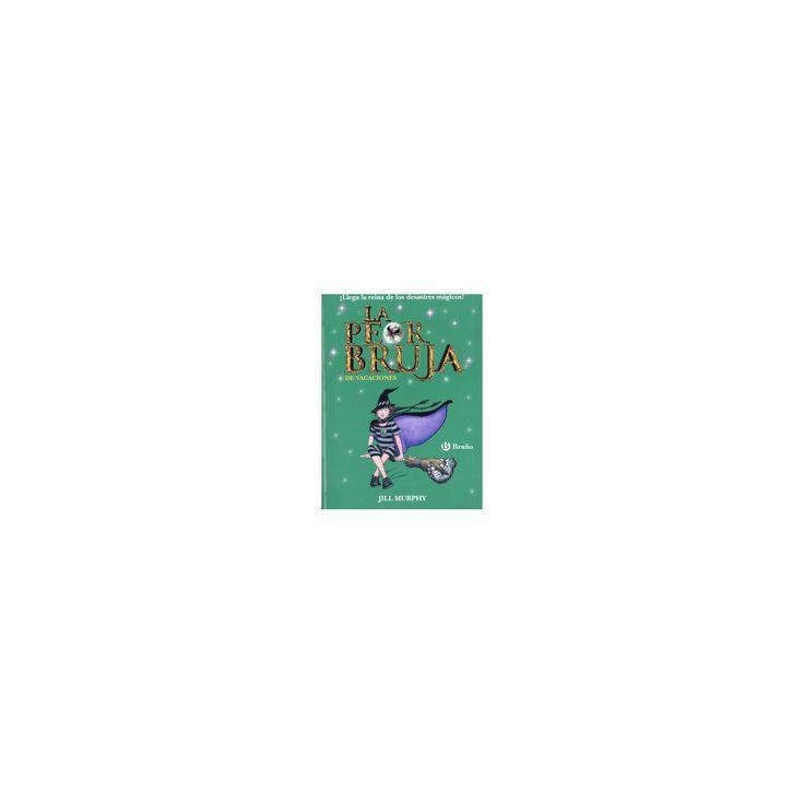 La peor bruja de vacaciones/ The Worst Witch at Sea (Paperback) (Jill Murphy)