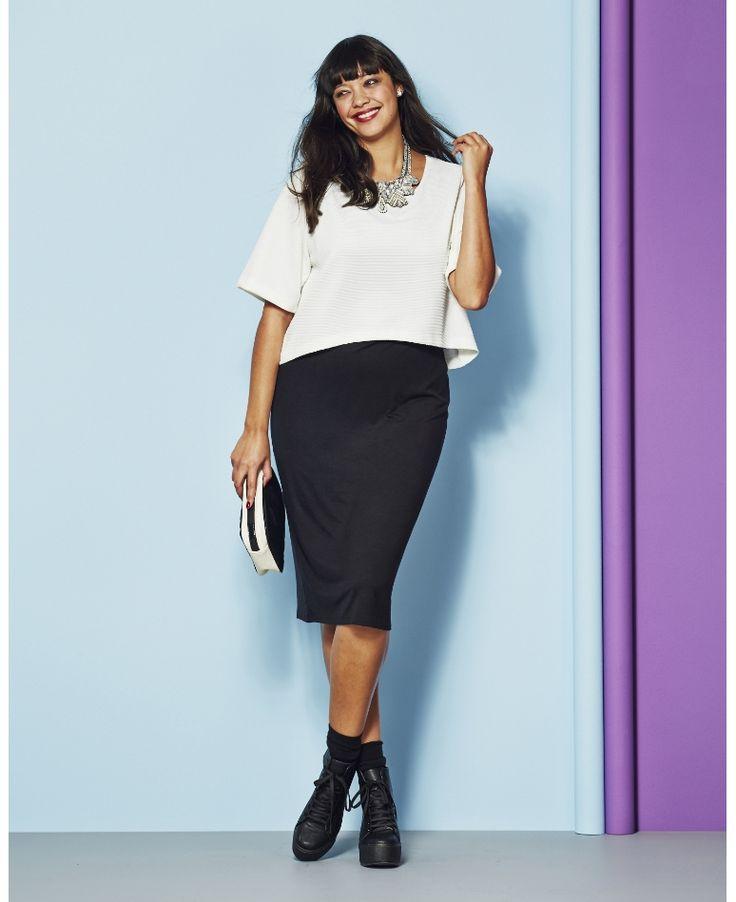 432 Best Plus Size Fashion Images On Pinterest Curvy Girl Fashion