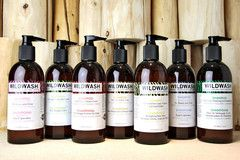 NEW ARRIVALS | 100% natural dog & cat shampoos from WildWash #grooming #dog #cat #shampoo #beauty #pets #petcare
