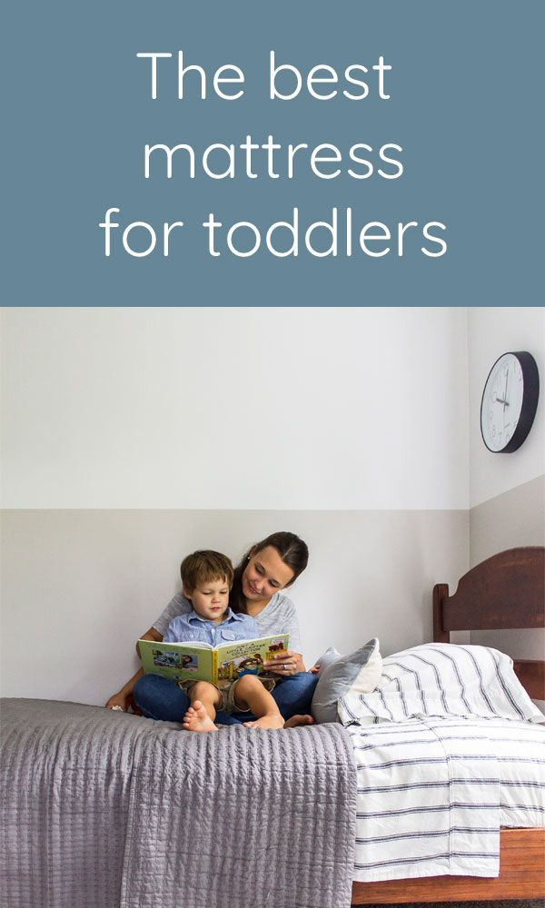 The Best Mattress For Toddlers The Perfect Mattress For Healthy Non Toxic Sleep For Your Kids Med Kids Room Inspiration Dorm Room Designs Boy Toddler Bedroom