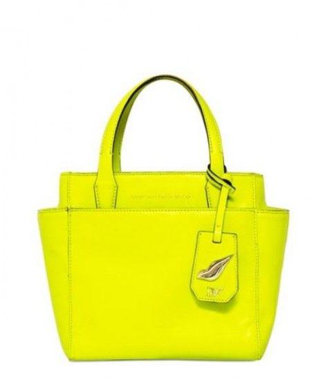 17 Borse gialle per la Primavera Estate 2014 in tutte le Sfumature Moda Borse gialle primavera estate 2014 Diane von Furstenberg
