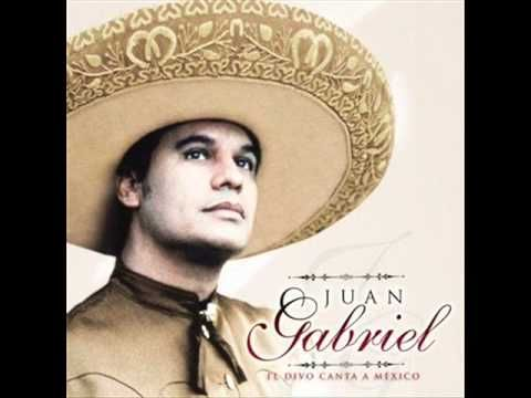 Siempre Estoy Pensando En Ti de Juan Gabriel: I am sooo glad that my dad and my grandfather (when he was alive) played the guitar and sang me these types of songs. They have made up a majority of my life and I always feel close to my Abuelo when I listen to them. <3