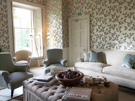 Babington House, Somerset UK- George Smith