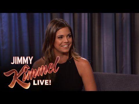 "Jimmy Kimmel Live: Katie Nolan Explains Her Show ""Garbage Time"""
