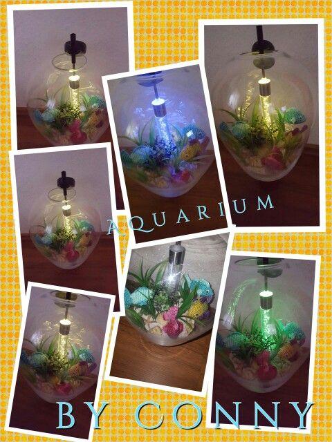 Arigurumi Aquarium