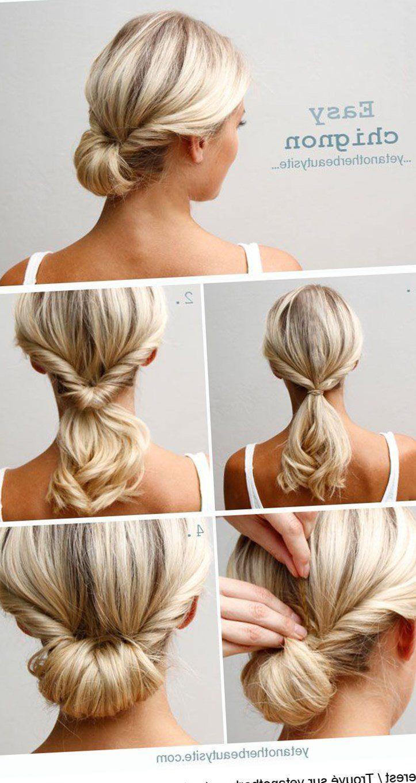 20+ Jolie coiffure facile a faire le matin inspiration