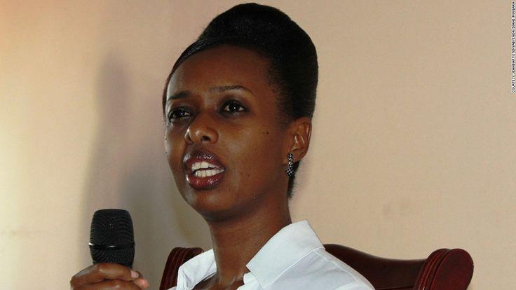 Diane Rwigara: Outspoken critic of Rwanda's President Paul Kagame arrested