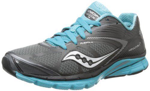 Saucony Women's Kinvara 4  Running Shoe,Grey/Blue,7.5 M US Saucony http://www.amazon.com/dp/B004I5OCG6/ref=cm_sw_r_pi_dp_jhZZtb08BBJA0FT6