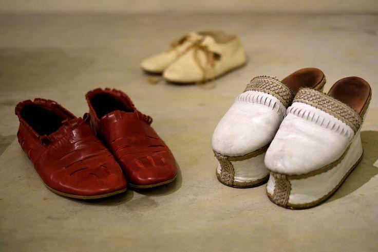shoes!  #shoes #renaissance #florence #medici #vogue