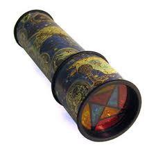 Resultado de imagen para como hacer un caleidoscopio magico
