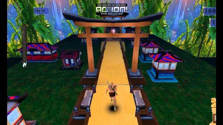 Tarzan Vamoose Runner,super hero,3d running game,endles,run up walls