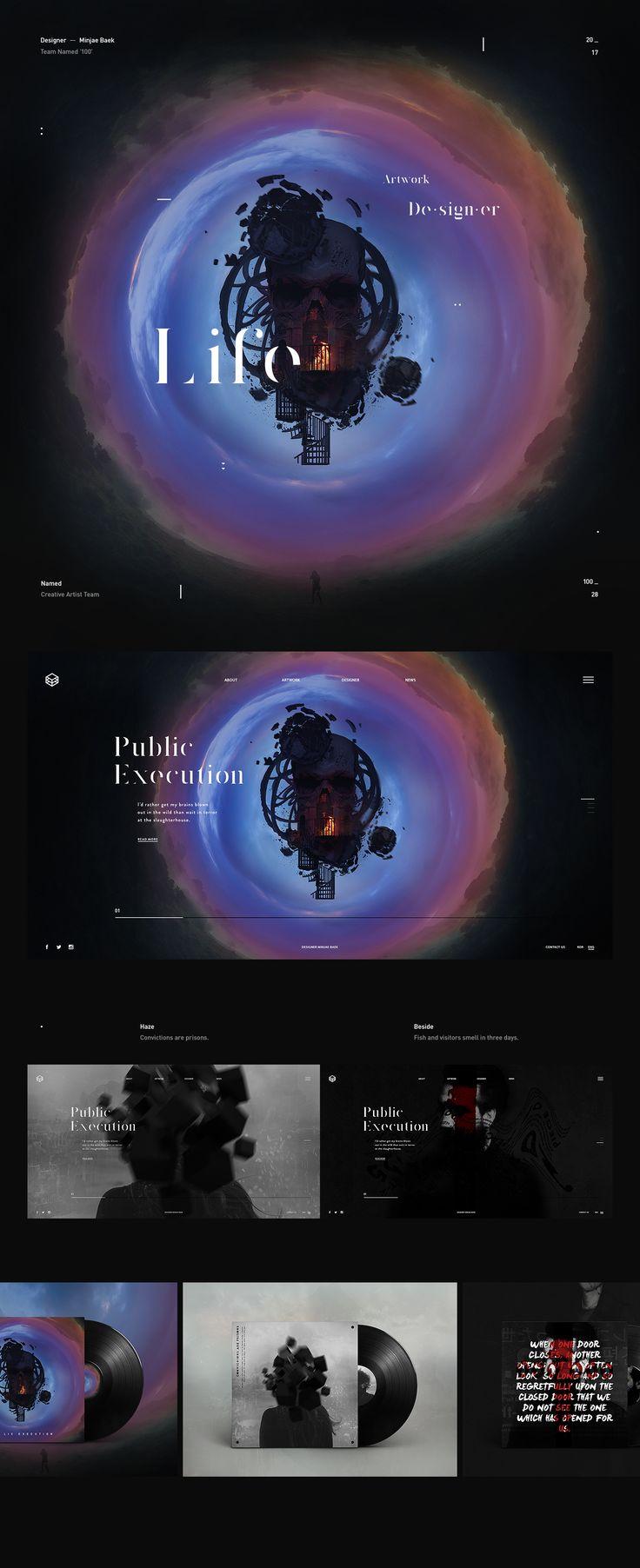 Web Design & UI/UX: Team