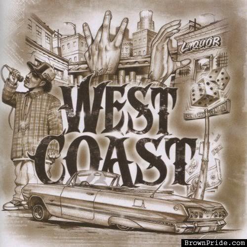 Wg West Coast Font: 62 Best Images About WESTSIDE On Pinterest