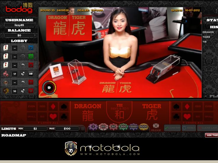 Play #DragonTiger with us today & #Win #money! www.motobola.net
