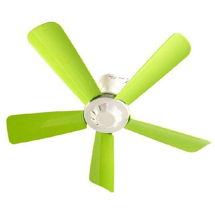 Piccoli ventilatori a soffitto mini zanzara ventilatore elettrico ventilatori domestici grande vento reti super silent fan appeso FG12-42(China (Mainland))