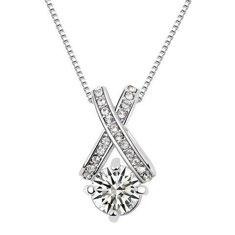 One Diamond Colier http://www.borealy.ro/bijuterii/coliere/one-diamond-colier.html